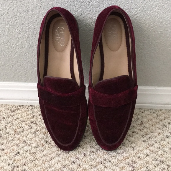 6fde8720fb5 Franco Sarto Shoes - Franco Sarto Hudley Velvet Loafer
